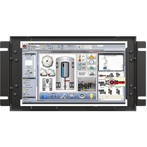 "Lilliput TK700-NP/C/T- 7"" Open Frame Industrial Touch Monitor"