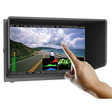 "Lilliput TM-1018/O/P - 10"" HDMI Field monitor with Touchscreen Menu"