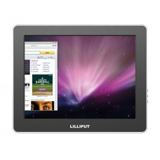 """Lilliput UM900/T - 9.7"""" USB/HDMI Touchscreen monitor"""