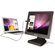 "Lilliput UM900/T - 9.7"" USB/HDMI Touchscreen monitor"