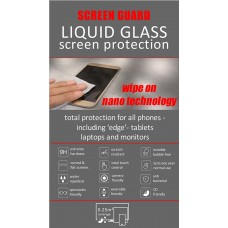 Wipe Systems Liquid Glass Screen Protector