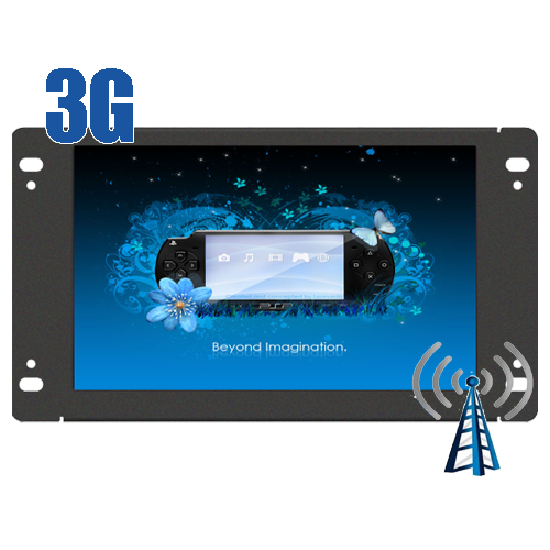 "Lilliput AD1001/3G - 10"" openframe 3G advertisement media player"