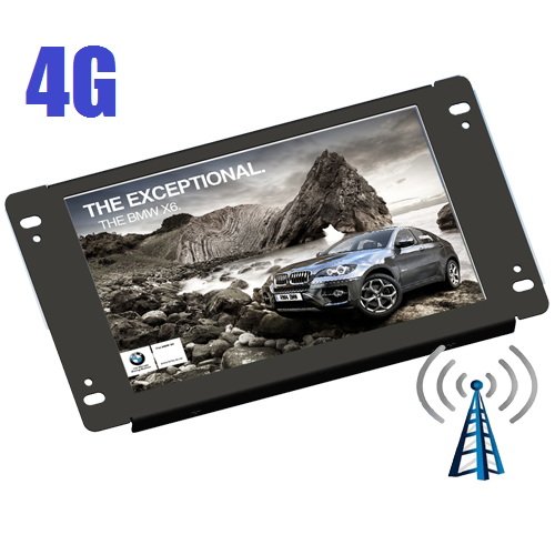 "Lilliput AD701-4G - 7"" openframe 4G advertisement media player"