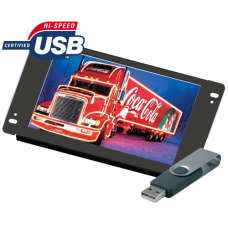 "Lilliput AD801/USB - 8"" openframe USB advertisement player"