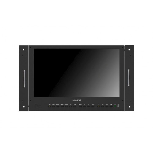 "Lilliput BM150-4K **Open Frame Rack Mountable Version** - 15.6"" 4K monitor with HDMI and SDI connectivity"