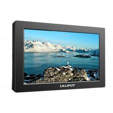 """Lilliput Q5 - 5"""" 1920x1200 SDI monitor with HDMI/SDI cross conversion"""