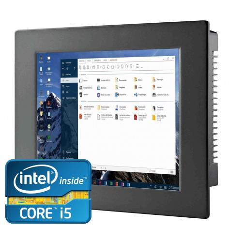 "Lilliput PC1202 - 12"" inch Panel PC with Intel i5 processor"