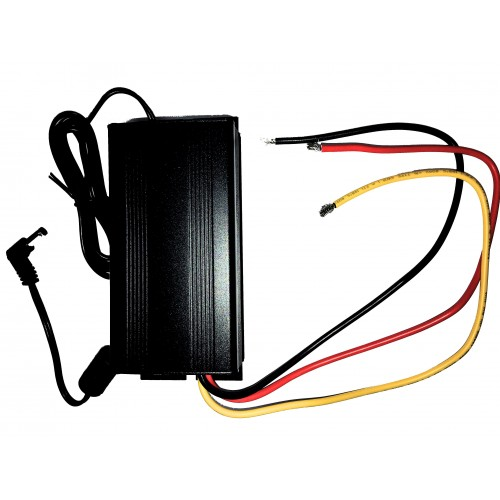 In Vehicle Wide Voltage Box - 6-32V to 12V - For Lilliput Panel PC and Monitors