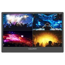 "Lilliput A12 - 12.5"" 4K monitor 3840 x 2160 with HDMI, Displayport and SDI connectivity"