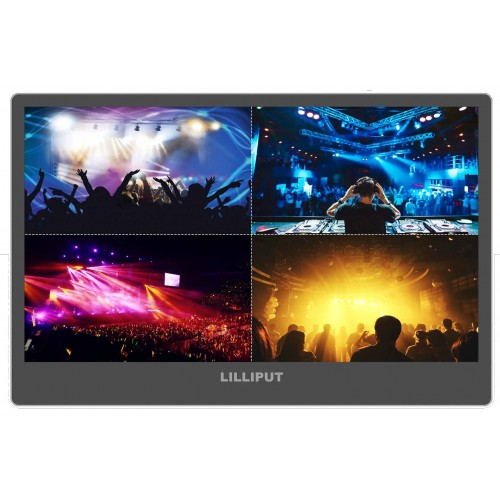 """Lilliput A12 - 12.5"""" 4K monitor 3840 x 2160 with HDMI, Displayport and SDI connectivity"""