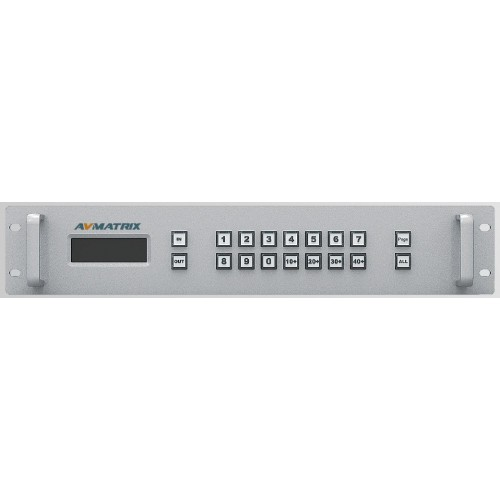 AVMatrix - MSS0810 - 8 x 8 3G HDMI / SDI Matrix Switcher (YUV)