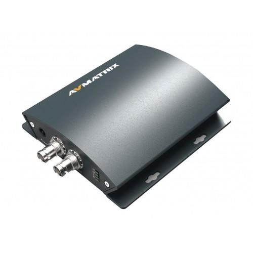 AVMatrix SC1115 - 3G-SDI to DVI Converter