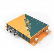 SC1120 - 3G-SDI to HDMI & AV Scaling Converter