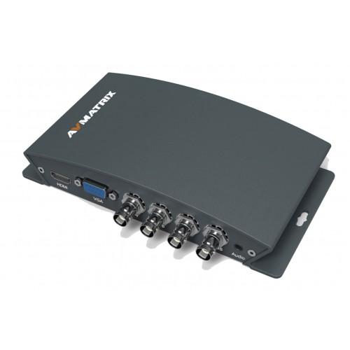 AVMatrix SC5021 - Multi Signal to 3G-SDI Converter
