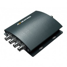 AVMatrix SD1141 - 1:4 3G SDI Distribution Amplifier