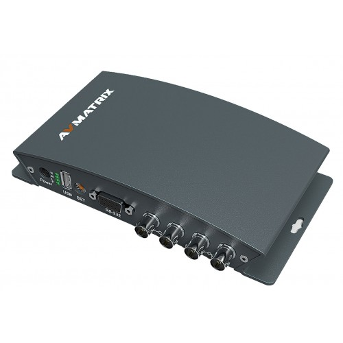 AVMatrix SS8111 - 3G-SDI Switcher and Distribution Amplifier