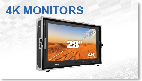 4k field monitors
