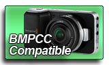 black magic pocket cinema camera compatible