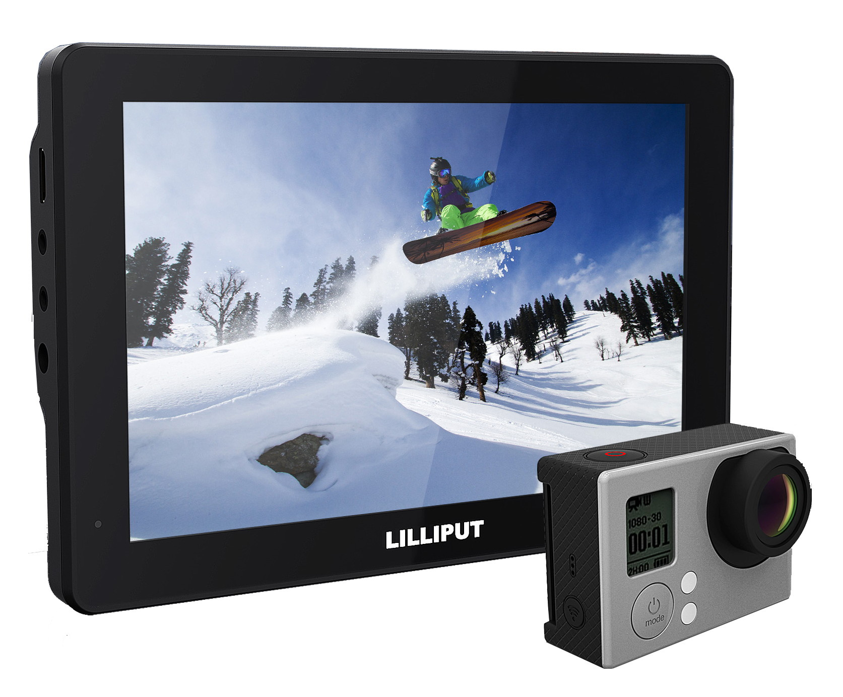 Lilliput Mo Pro 7