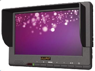 Lilliput 667GL-70NP/H/Y